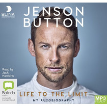 Jenson Button: Life to the Limit: My Autobiography by Jenson Button, 9781489412355