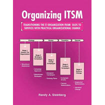 Organizing ITSM: Transitioning the It Organization from Silos to Services with Practical Organizational Change by Randy A Steinberg, 9781490762708