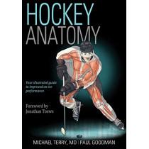 Hockey Anatomy by Michael Terry, 9781492535881