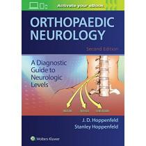 Orthopaedic Neurology by J. D. Hoppenfeld, 9781496323033