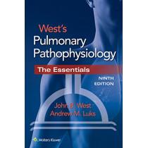 West's Pulmonary Pathophysiology by West, 9781496339447