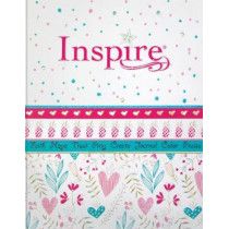 Inspire Bible for girls, 9781496426611