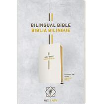 Bilingual Bible / Biblia Bilingue NLT/Ntv by Tyndale, 9781496431561