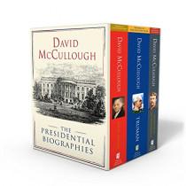 David McCullough: The Presidential Biographies: John Adams, Mornings on Horseback, and Truman by David McCullough, 9781501189029