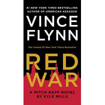 Red War by Vince Flynn, 9781501190605