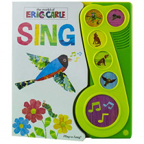 Eric Carle Little Music Note Sing by Susan Rich Brooke, 9781503722057