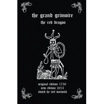 The Grand Grimoire: The Red Dragon by Tarl Warwick, 9781506186016