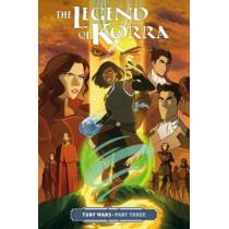 Legend Of Korra, The: Turf Wars Part 3 by Michael Dante DiMartino, 9781506701851