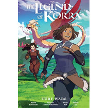The Legend Of Korra: Turf Wars Library Edition by Michael Dante DiMartino, 9781506702025