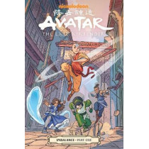 Avatar: The Last Airbender - Imbalance Part One by Faith Erin Hicks, 9781506704890