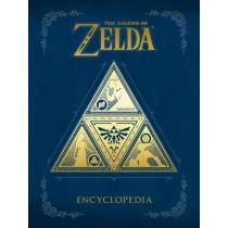 The Legend Of Zelda Encyclopedia by Nintendo, 9781506706382