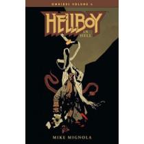 Hellboy Omnibus Volume 4: Hellboy In Hell by Mike Mignola, 9781506707495