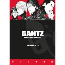 Gantz Omnibus Volume 3 by Hiroya Oku, 9781506707761