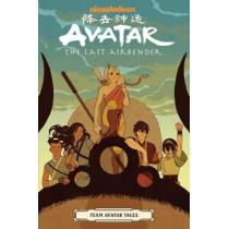 Avatar: The Last Airbender - Team Avatar Tales by G. Yang, 9781506707938