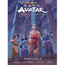 Avatar: The Last Airbender Imbalance - Library Edition by Faith Erin Hicks, 9781506708126