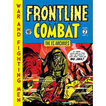 The Ec Archives: Frontline Combat Volume 2 by Harvey Kurtzman, 9781506708478