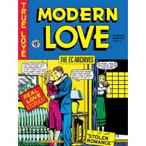 The Ec Archives: Modern Love by Al Feldstein, 9781506708485