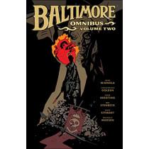 Baltimore Omnibus Volume 2 by Mike Mignola, 9781506712475