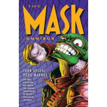 The Mask Omnibus Volume 1 (second Edition) by John Arcudi, 9781506712536