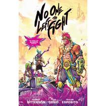 No One Left To Fight by Aubrey Sitterson, 9781506713045