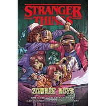 Stranger Things: Zombie Boys (graphic Novel) by Greg Pak, 9781506713090