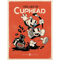 The Art Of Cuphead by Studio MDHR, 9781506713205