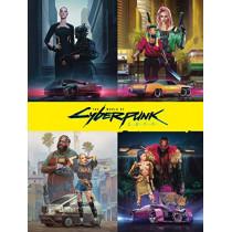 The World Of Cyberpunk 2077 by Marcin Batylda, 9781506713588
