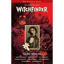 Witchfinder Omnibus Volume 1 by Mike Mignola, 9781506714424