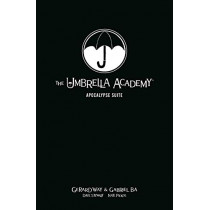 The Umbrella Academy Library Editon Volume 1: Apocalypse Suite by Gerard Way, 9781506715476