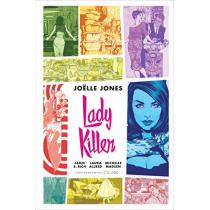 Lady Killer Library Edition by Jamie Rich, 9781506716527