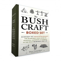 The Bushcraft Boxed Set: Bushcraft 101; Advanced Bushcraft; The Bushcraft Field Guide to Trapping, Gathering, & Cooking in the Wild; Bushcraft First Aid by Dave Canterbury, 9781507206690
