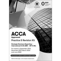 ACCA Strategic Business Reporting: Practice and Revision Kit by BPP Learning Media, 9781509724543
