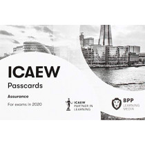ICAEW Assurance: Passcards by BPP Learning Media, 9781509781249