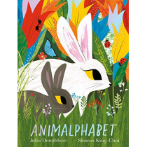 Animalphabet by Julia Donaldson, 9781509801640
