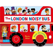 The London Noisy Bus by Marion Billet, 9781509829040