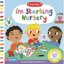 I'm Starting Nursery: Helping Children Start Nursery by Marion Cocklico, 9781509836345