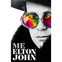 Me: Elton John Official Autobiography by Elton John, 9781509853311