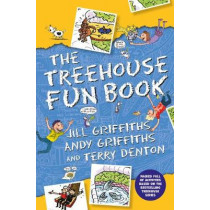 The Treehouse Fun Book by Andy Griffiths, 9781509860449