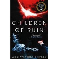 Children of Ruin by Adrian Tchaikovsky, 9781509865857