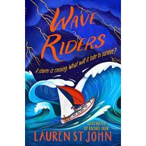 Wave Riders by Lauren St John, 9781509874248