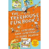 The Treehouse Fun Book 2 by Andy Griffiths, 9781509876501