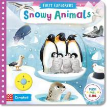 Snowy Animals by Jenny Wren, 9781509878772