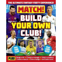 Match! Build Your Own Club by MATCH, 9781509880065