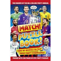 Match! Football Puzzles by MATCH, 9781509880089