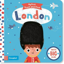 London by Marion Billet, 9781509883684