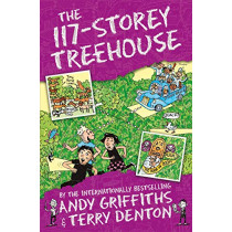 The 117-Storey Treehouse by Andy Griffiths, 9781509885275