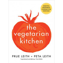 The Vegetarian Kitchen: Essential Vegetarian Cooking for Everyone by Prue Leith, 9781509891504