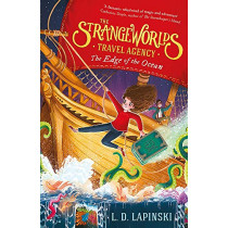 The Strangeworlds Travel Agency: The Edge of the Ocean: Book 2 by L.D. Lapinski, 9781510105959
