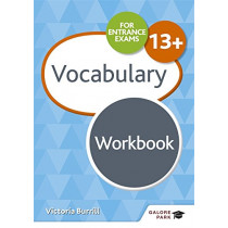 Vocabulary for Common Entrance 13+ Workbook by Victoria Burrill, 9781510429796