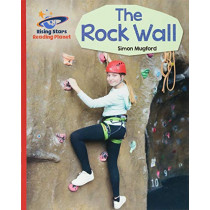 Reading Planet - The Rock Wall - Red A: Galaxy by Simon Mugford, 9781510431003
